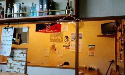天ぷら・酒処 のべ天 店内雰囲気