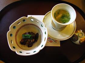ナハテラスの和食「真南風」の和食1