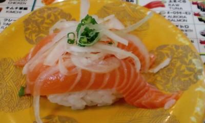 グルメ回転寿司市場新都心店 寿司3