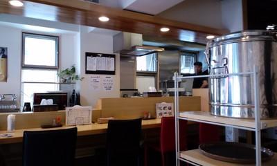 うどん屋さん「さぬき麺天」の店内雰囲気